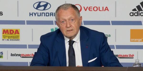 里昂主席:提前结束赛季大错特错,这让球队财政严重受损